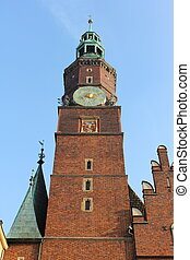 town hall - Wroclaw