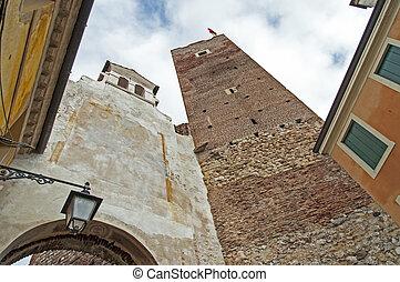 Town in Italy - Bassano del Grappa