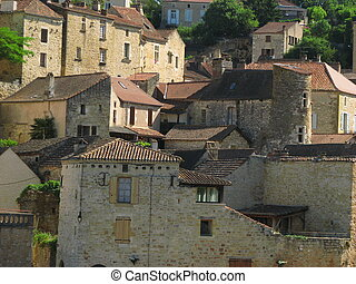Town Mount Puy Eveque