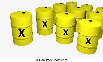 Toxic barrels, illustration drawing - Search Clip Art ...