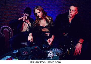 toxicomano, generazione, giovane