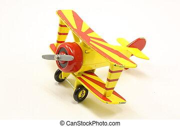 Toy Bi Plane