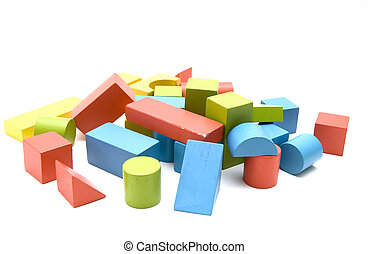 toy blocks