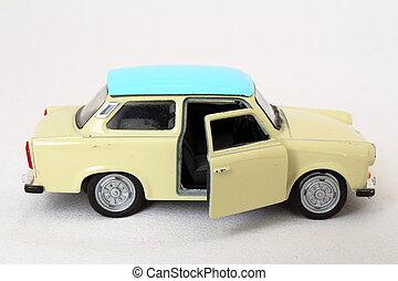 Toy car model