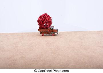 Toy car truck