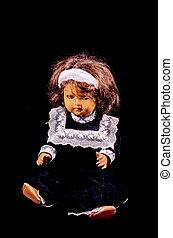 Toy Ceramic Doll