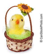 chicken handmade of felt - toy chicken handmade of felt in...