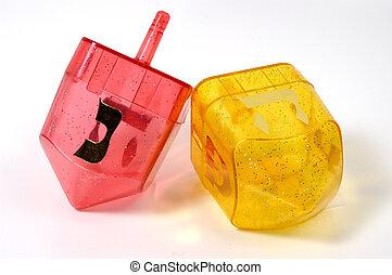 Toy Dreidels