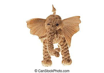 Toy elephant