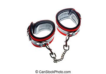 Toy handcuffs