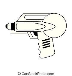 Laser gun Stock Illustration Images. 1,678 Laser gun ...