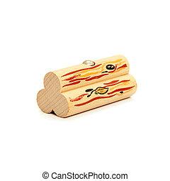 Toy logs