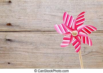 Toy pinwheel