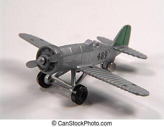 Toy Plane - Photo of Toy Plane