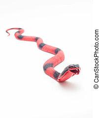 Toy snake cobra