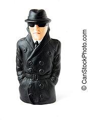 Toy spy