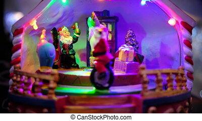 toy store circus merry go round carousel .