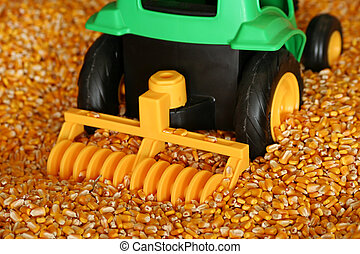 Toy Tractor, Disc