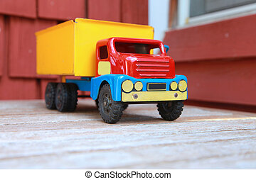 Toy truck