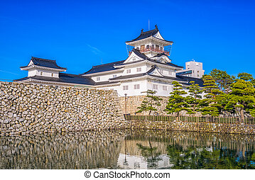 Toyama Japan Castle