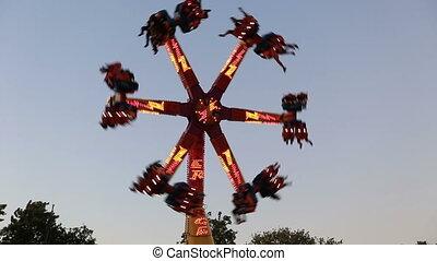 toys at amusement park