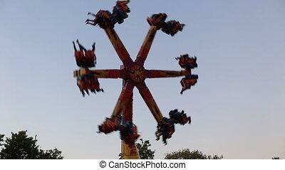 amusement park - toys at amusement park