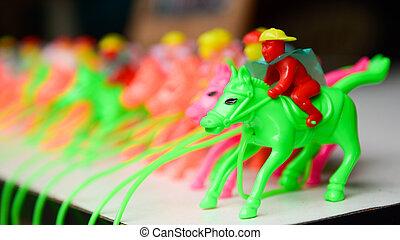 Toys horse for children
