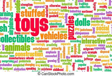 toys, kollektion