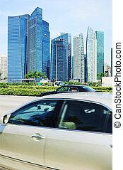 tráfico, singapur