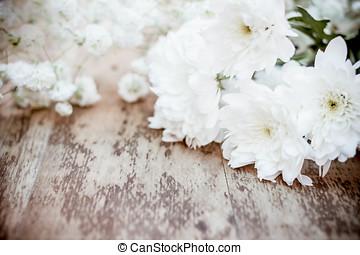 Trä, Årgång, Blomstrar, bakgrund, stil