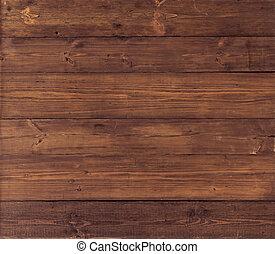 trä, bakgrund, ved struktur