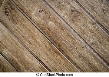 trä, brun fond, struktur
