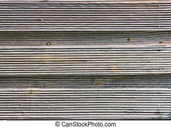 trä, gammal, planka, bakgrund