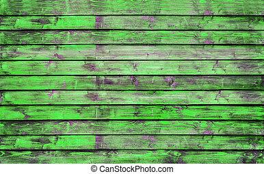trä, grön, struktur, bakgrund