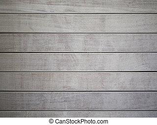 trä, närbild, grå, struktur