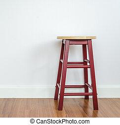 træ stol