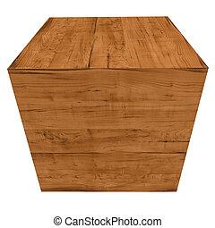 træagtig crate