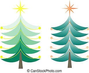 træer christmas