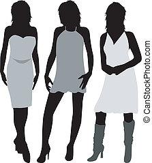 três mulheres