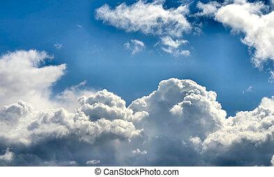 trüber himmel