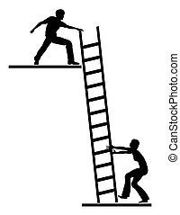 trabajo, mentoring