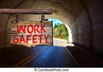 trabajo, seguridad