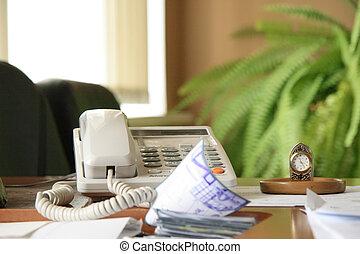 trabalho escritório