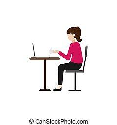 trabalho, freelance, illustrative, desenho, conceito
