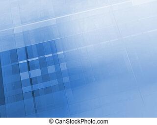Transparent geometric trails background.