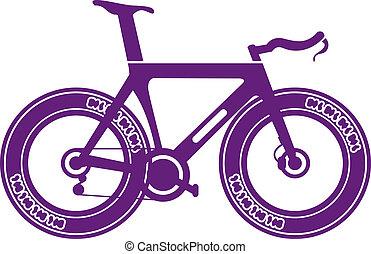 Track Bike Speed