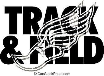 track & field design