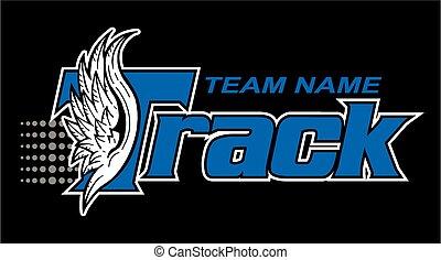 track team design