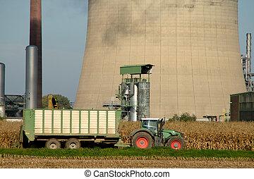 Tractor & Heavy Industry