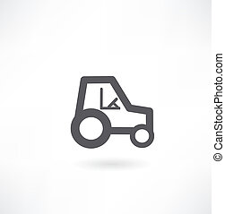Tractor icon